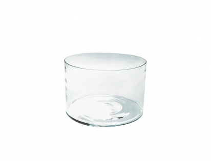 Aquarium cylindrique