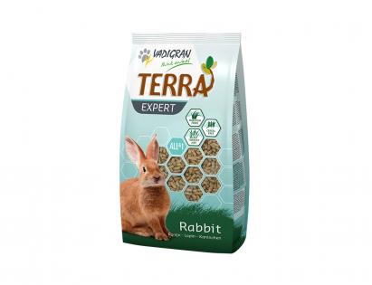 TERRA EXPERT Timothy rabbit 2kg