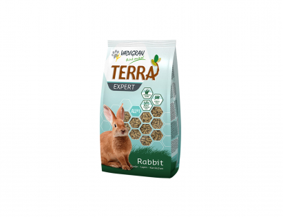 TERRA EXPERT Timothy rabbit 900gr