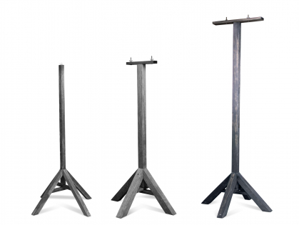 Emma Stand grey for bird table