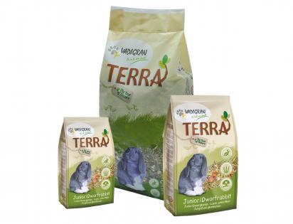 TERRA Junior and Dwarf Rabbit