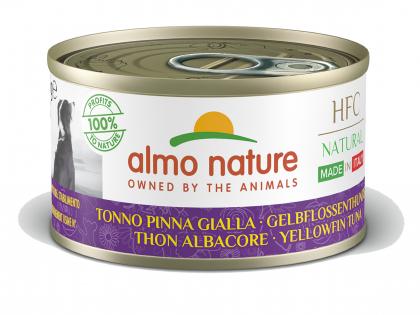 HFC Natural - Geelvintonijn 95g