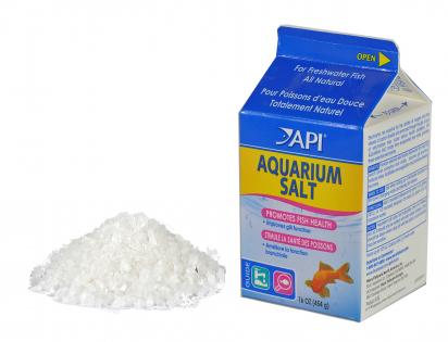 Aquarium Salt API