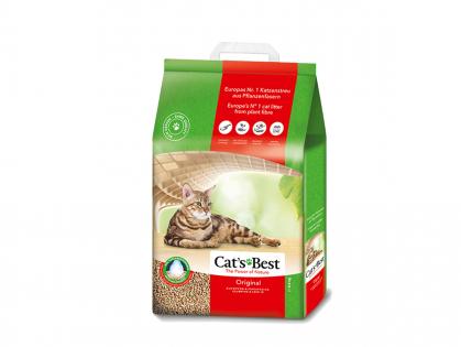 Cat's Best Original 2,1kg- 5L