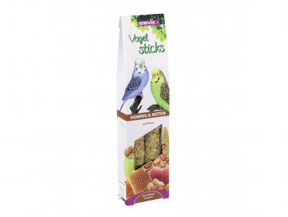 Vogelsticks parkiet noten-honing