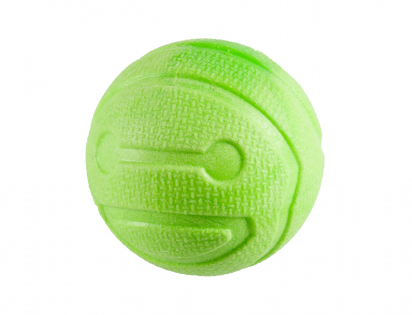 Speelgoed hond TPR bal Green Apple
