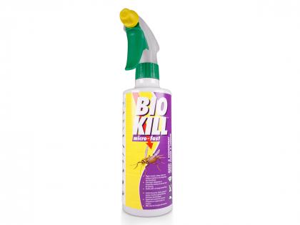 Bio Kill Micro-Fast mand en kussenspray