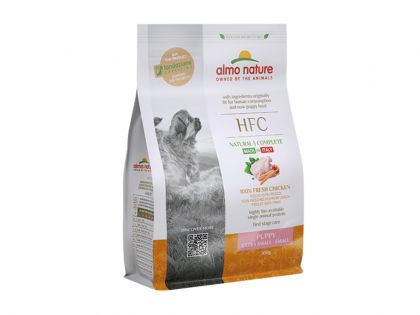 HFC Dry Puppy XS-S - Chicken 300g