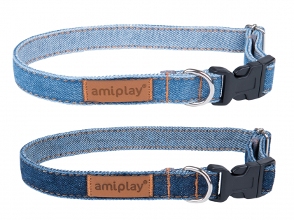 Collar Denim adjustable