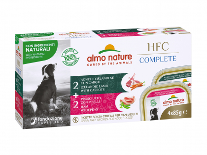 HFC Complete Multipack - Meat Mix 4x85g