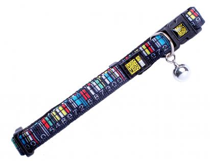 Halsband kat Barcode