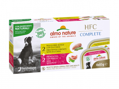 HFC Complete Multipack- White meat 4x85g