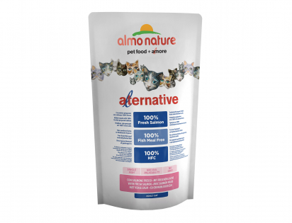 HFC Alternative - zalm en rijst 750g