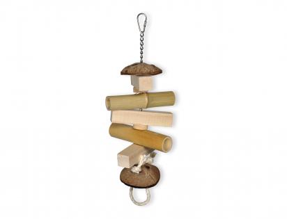 Speelgoed vogel hout Various Wood 35cm