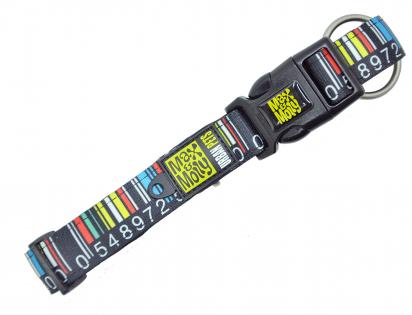Halsband hond Barcode