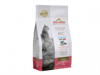 HFC Sterilized - Zalm 1,2kg