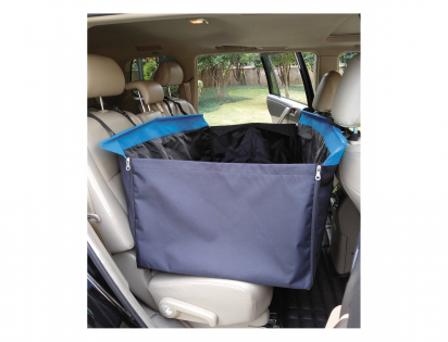 Carseat protection 2 seats 116x62x49cm