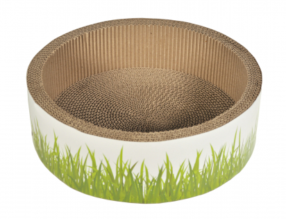 Basket in carton to scratch 36x11cm