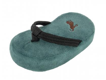 Speelgoed hond Globetrotter slippers