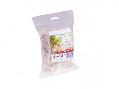 Nest hamster cotton naturel