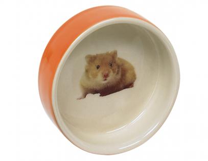 Eetpot knaagdier aardewerk Hamster