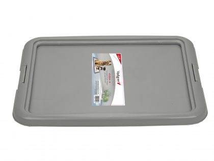 Tray for puppy trainer pads