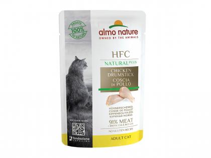 HFC Natural Plus - Cuisse de poulet 55g