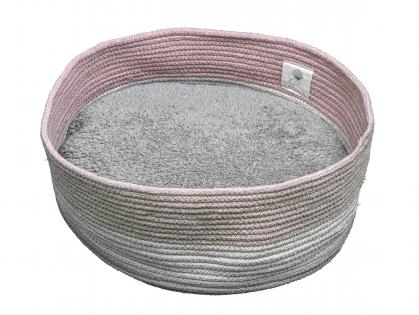 Basket Bobo Pink