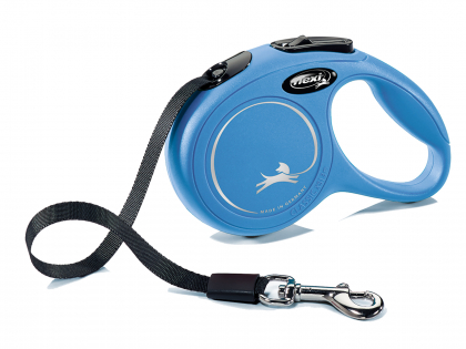 Flexi Classic blue XS (tape 3m)