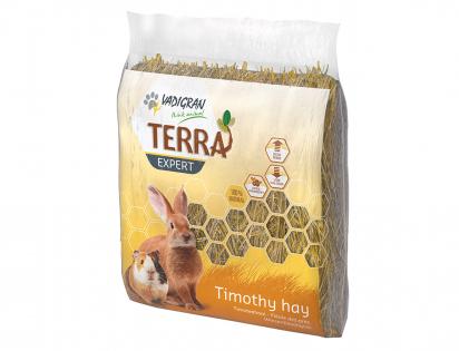 TERRA EXPERT Timothy Hay + cranberry