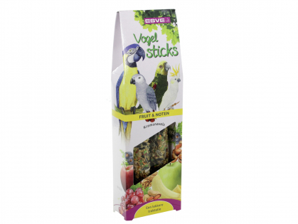 ESVE Bird Sticks Parrot Nut and fruit (2)